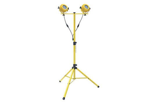 Portable Work Light Stand