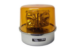 RF64 DC Rotating Beacon Light