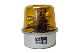 RF6UL AC Rotating Beacon Light